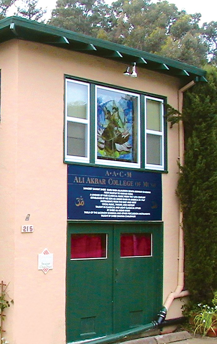 Ali Akbar College of Music San Rafael CA