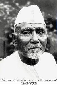 Allauddin Khan