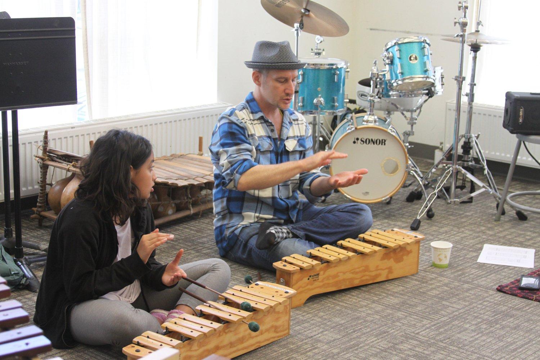 AACM Teaching in Oakland