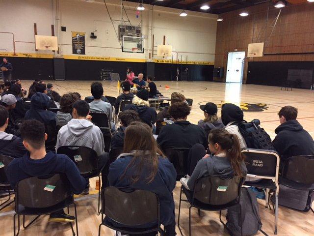 AACM Teaching in San Francisco