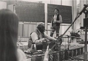 Teaching in Basel, Switzerland