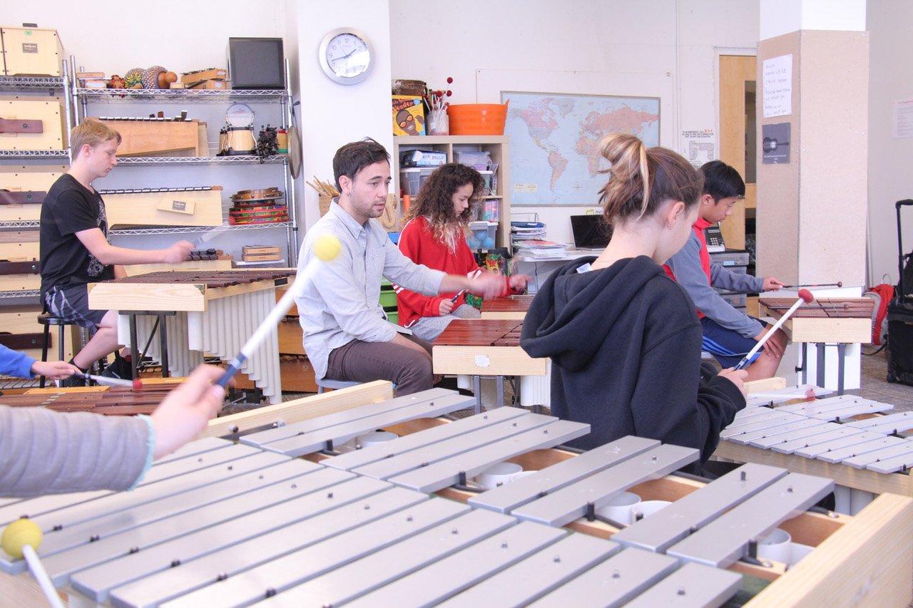 Teaching in Schools 1